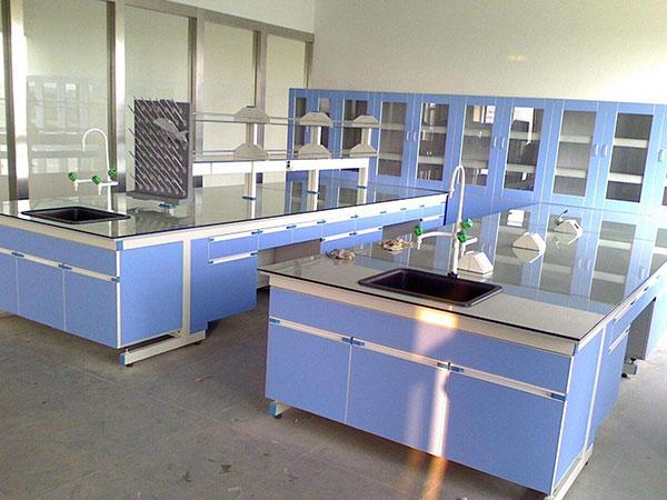 自来水厂实验室
