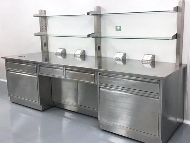 不锈钢实验台